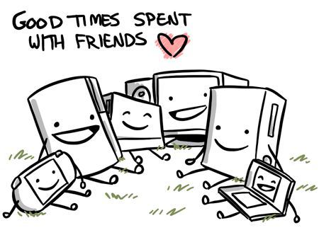 good-times-with-friends-console-funny